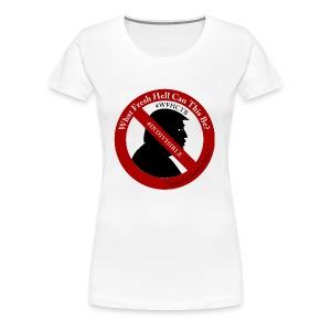 WFHCTB TRUMP - Women's Premium T-Shirt