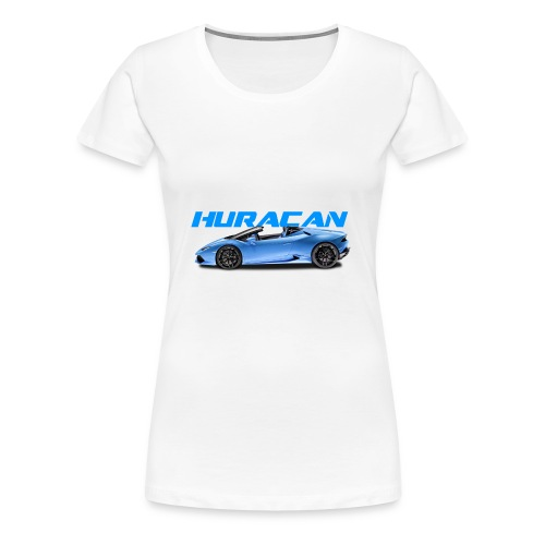 Huracan - Women's Premium T-Shirt
