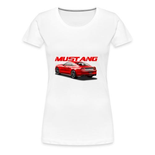 Mustang - Women's Premium T-Shirt