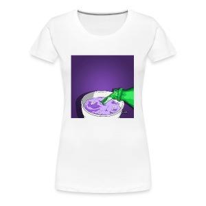 Lean Tee - Women's Premium T-Shirt