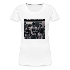 Circle Game Mathew McConaughey - Women's Premium T-Shirt