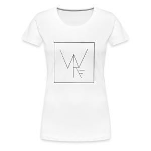 WRF Logo - Women's Premium T-Shirt