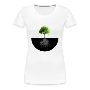 An Instrumental Insight Into Life Album Cover - Women's Premium T-Shirt