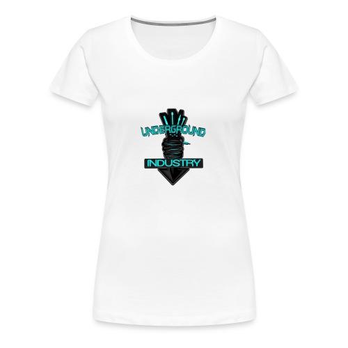 Underground Industry Merchandise - Women's Premium T-Shirt