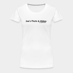 Joes Photo Video Channel 1 - Women's Premium T-Shirt