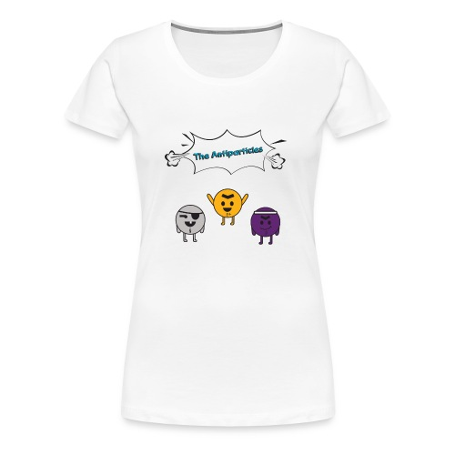 The Antiparticles - Women's Premium T-Shirt