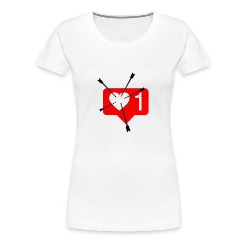 Valentines Day Tee - Women's Premium T-Shirt