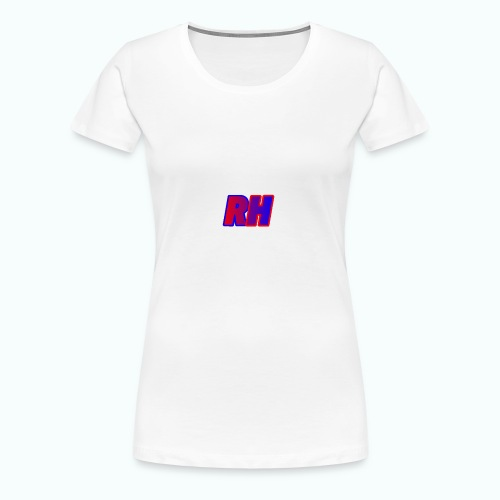 Ragan Hutchison - Women's Premium T-Shirt