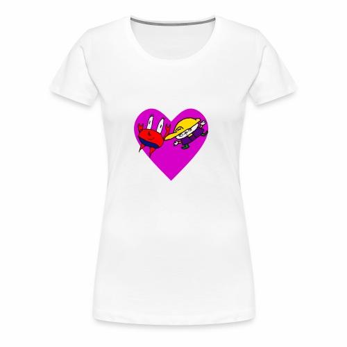 Krario - Women's Premium T-Shirt