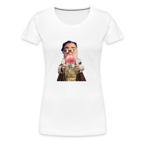 YouTube merch - Women's Premium T-Shirt