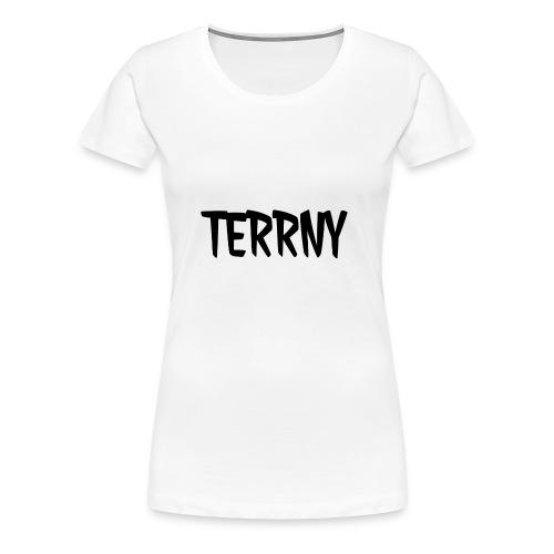 Terrny - Women's Premium T-Shirt