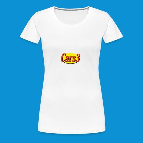 Car # Seinfeld - Women's Premium T-Shirt