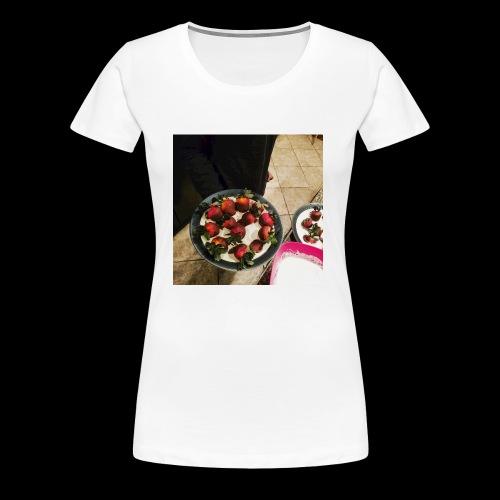 V-Day from Cakez Zauce - Women's Premium T-Shirt