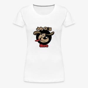 jolly dog store - Women's Premium T-Shirt
