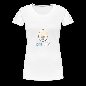EGGNIHILO - Women's Premium T-Shirt
