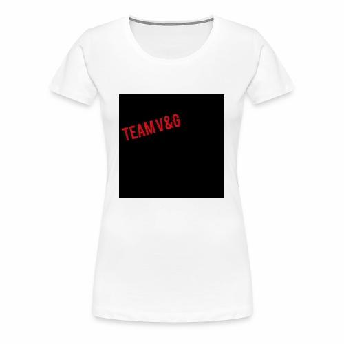 TEAM V&G - Women's Premium T-Shirt