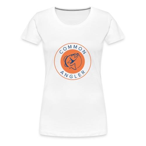 The Common Angler - Women's Premium T-Shirt
