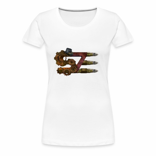 steam punk tshirt - Women's Premium T-Shirt