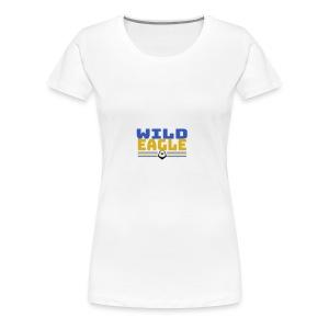 Wild Eagle - Women's Premium T-Shirt