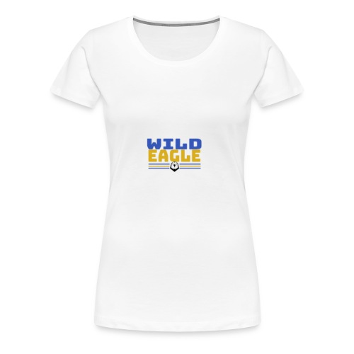 Wild Eagle - Women's Premium T-Shirt