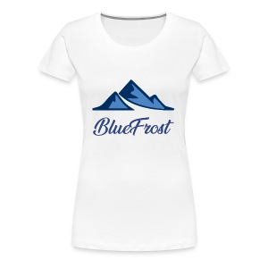 BlueFrost Merch - Women's Premium T-Shirt