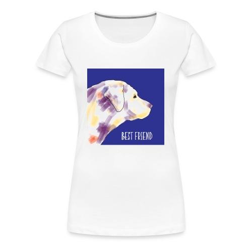 Best friend - Women's Premium T-Shirt
