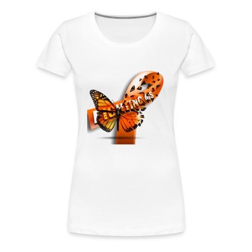 Fighting ms - Women's Premium T-Shirt