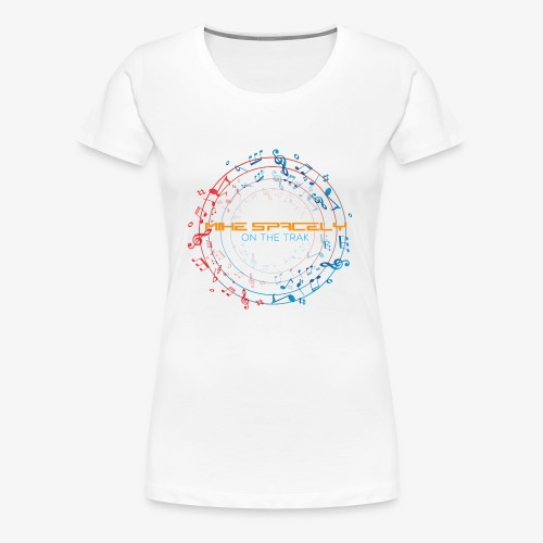 Mike spacely - Women's Premium T-Shirt