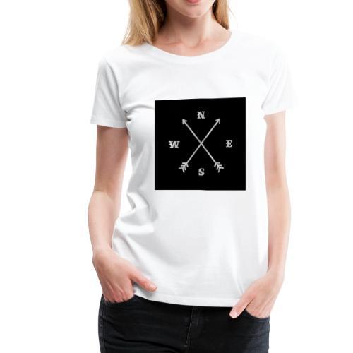 NSEW - Women's Premium T-Shirt