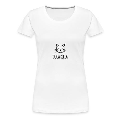 Cute Logo - Women's Premium T-Shirt