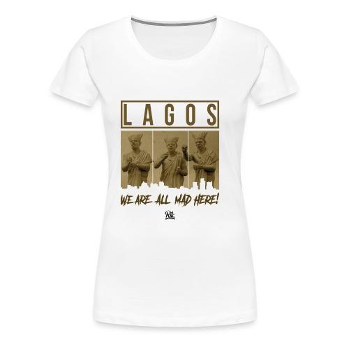 Lagos - Women's Premium T-Shirt
