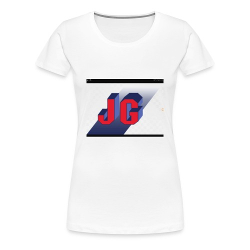 Jimmy Gamer - Women's Premium T-Shirt