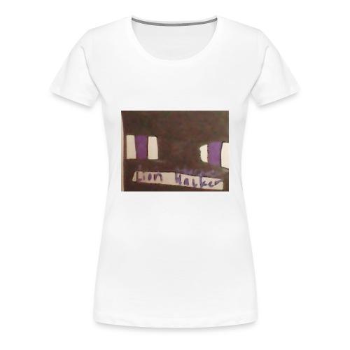 Lion haker t-shirt - Women's Premium T-Shirt