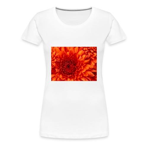 Chrysanthemum - Women's Premium T-Shirt