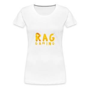 RaG Gaming™big - Women's Premium T-Shirt