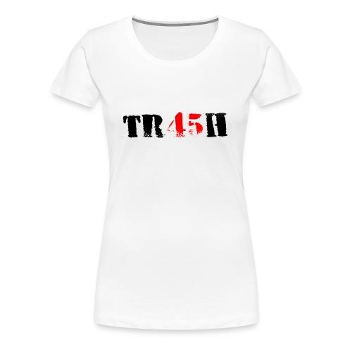 graphic TR45H shirt - Women's Premium T-Shirt