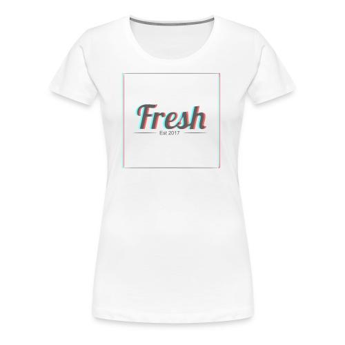 3d square logo - Women's Premium T-Shirt