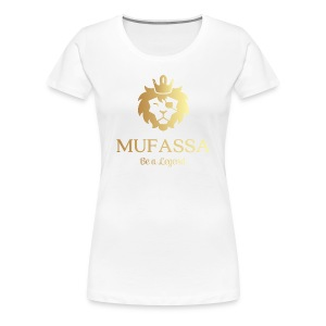 MUFASSA- King your own jungle of life - Women's Premium T-Shirt