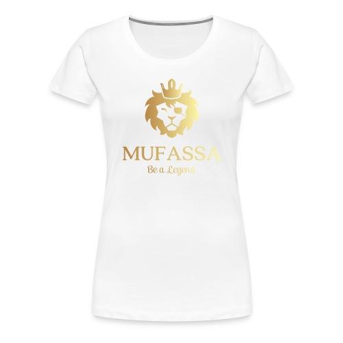 MUFASSA- King your own jungle of life - Women's Premium T-Shirt