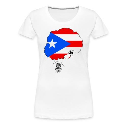 Borinken Roots - Women's Premium T-Shirt