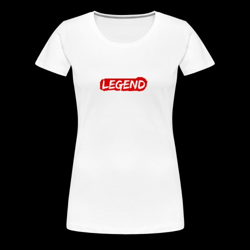 Legend Items - Women's Premium T-Shirt