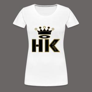 hk - Women's Premium T-Shirt