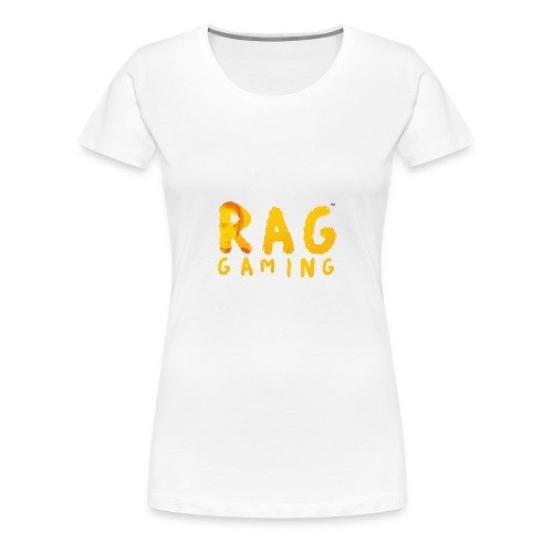 RaG Gaming™big - Women's Premium T-Shirt