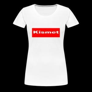 Kismet Box Logo Design - Women's Premium T-Shirt