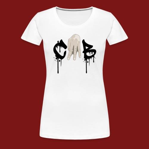 CMB🖖🏾collecting - Women's Premium T-Shirt