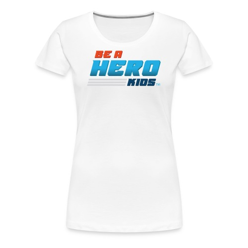 BHK secondary full color stylized TM - Women's Premium T-Shirt