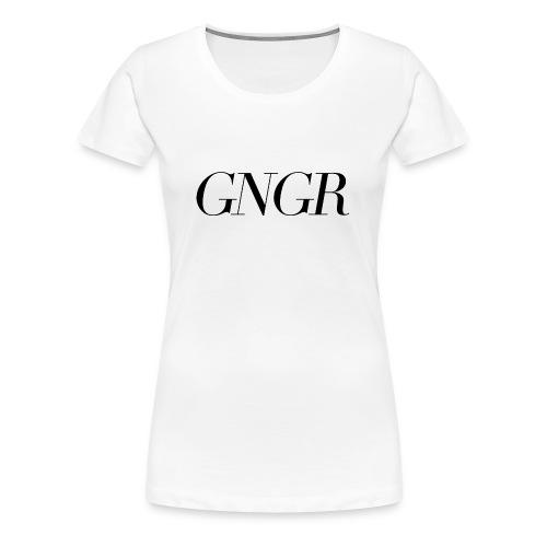 GNGR - Fashion edition - Women's Premium T-Shirt