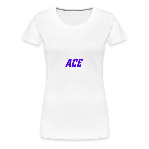ACE CLAN OFFICIAL APPAREL - Women's Premium T-Shirt