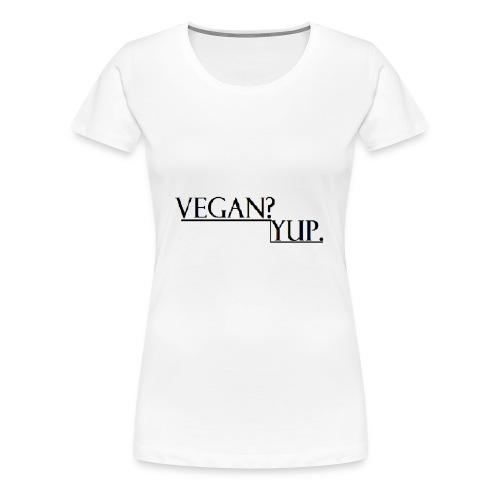 how - Women's Premium T-Shirt