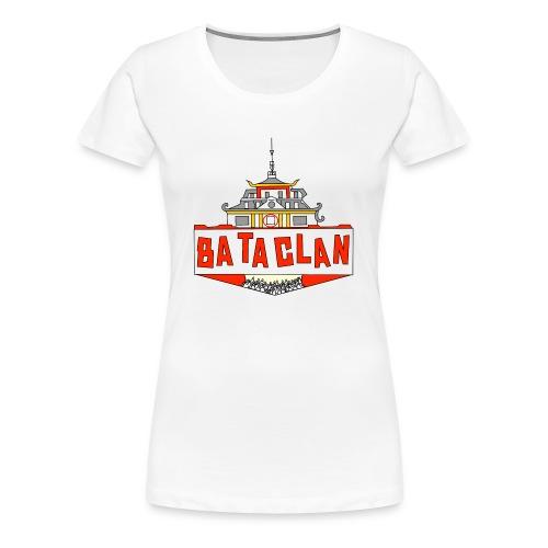 bataclan - Women's Premium T-Shirt